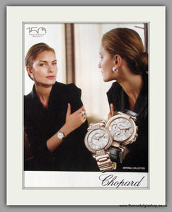Chopard Imperiale Watches 150th Anniversary. Original Advert 2010 (ref AD50118)