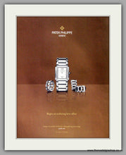 Load image into Gallery viewer, Patek Philippe Geneve Watch. Original Double Advert 2010 (ref AD50169)