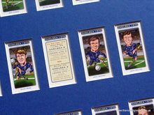 Load image into Gallery viewer, Chelsea F.A. Cup Winners 1970. Mounted Football Card Set