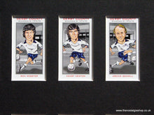 Load image into Gallery viewer, Derby County Champions of 1974-1975. Mounted Football Card Set