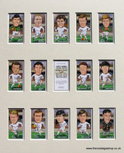 Load image into Gallery viewer, Leeds United, The Revie Era. Mounted Football Card Set