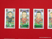 Load image into Gallery viewer, Liverpool Champions League 2005. Mounted Football Card Set.