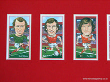Load image into Gallery viewer, Arsenal 1970-71 Double winners. Football card set