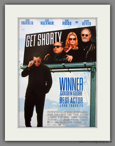 Get Shorty. 1996 Original Advert (ref AD54909)