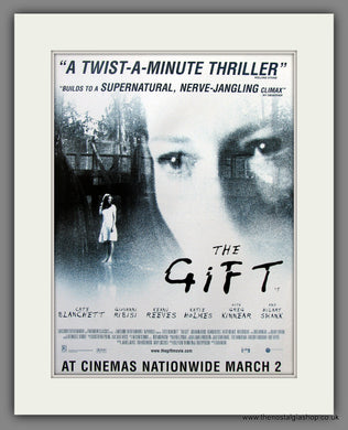 The Gift. 2001 Original Advert (ref AD54910)