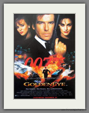 Golden Eye 007.  1995 Original Advert (ref AD54915)