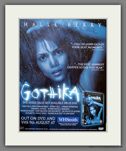 Gothika.  2003 Original Advert (ref AD54917)