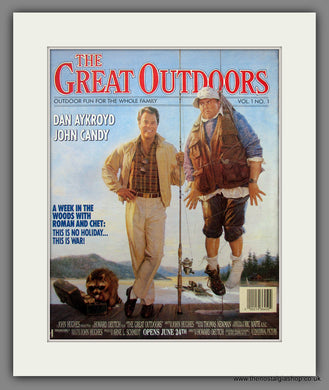 The Great Outdoors.  1988 Original Advert (ref AD54922)