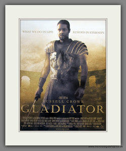 Gladiator. Set Of 2 2000 Original Adverts (ref AD54923)
