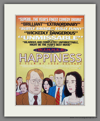 Happiness. 1999 Original Advert (ref AD54934)
