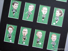 Load image into Gallery viewer, Newcastle United Legends. Football Card Set