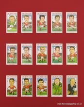Load image into Gallery viewer, Manchester United, The Busby Babes Football Card Set