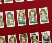 Load image into Gallery viewer, Stoke Heroes of the 1970's. Football Card Set