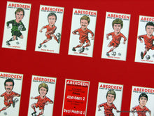 Load image into Gallery viewer, Aberdeen. Kings of Europe 1982/3. Football Card Set