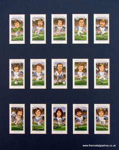 Birmingham City. Stars of the 1970's. Football Card Set