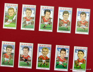 Manchester United, The Busby Babes Football Card Set