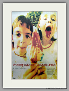 Smashing Pumpkins (The). Siamese Dream, Plus Tour Dates. Original Vintage Advert 1993 (ref AD11055)