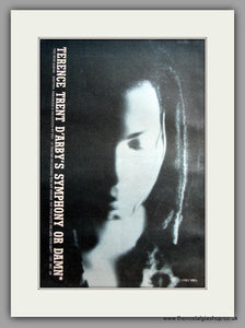 Terence Trent Darby - Symphony Or Damn. Original Vintage Advert 1993 (ref AD11134)