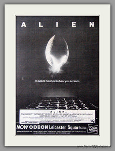 Alien). Vintage Advert 1979 (ref AD50325)