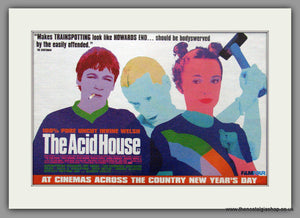 Acid House (The). Original advert 1998 (ref AD50500)