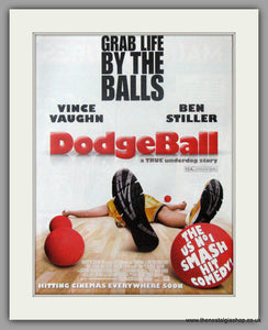 DodgeBall. Original Advert 2004 (AD50654)