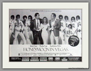 Honeymoon In Vegas. Vintage Advert 1993 (ref AD50858)