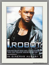 Load image into Gallery viewer, I,Robot Set Of 2 Vintage Adverts 2004  (ref AD50874)