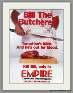 Kill Bill. Original Advert 2003 (ref AD50956)