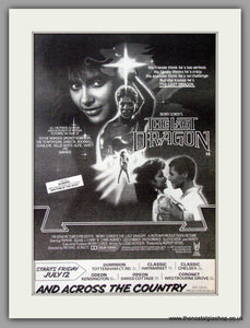 Last Dragon (The). Original Advert 1985 (ref AD51058)