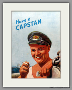 Capstan Cigarettes. Original Advert 1948 (ref AD51052)