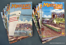 Load image into Gallery viewer, Meccano Magazines 1957. Full year 12 issues.