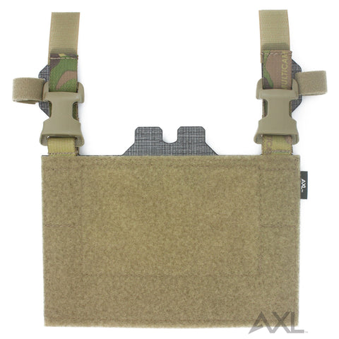 AXL Firstspear Adaptive Vest Placard AVP Upgrade with ITW Nexus QASM Buckles and Cable Management