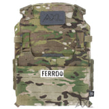 AXL Firstspear Strandhogg Adaptive Vest Placard AVP Upgrade with Ferro Concepts ADAPT Kangaroo Front Flap Placard