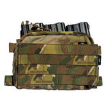Full MOLLE Panel for Spiritus Systems Micro Fight Chest Rig