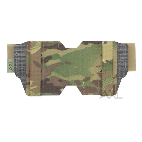 6x9 AVS™ Side Armor Pouch MOLLE Adapters (Pair)