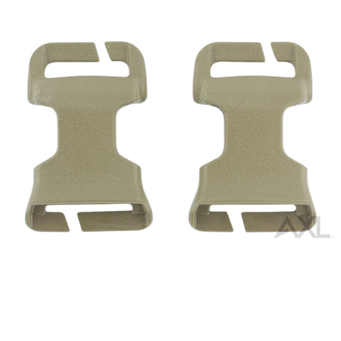 ITW Nexus QASM Placard Attachment Buckles (Pair)