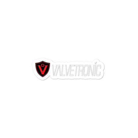 Valvetronic stickers