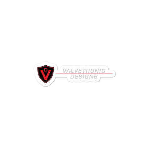 Valvetronic Designs stickers