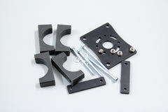 DJI GPS support plate for 25mm arms