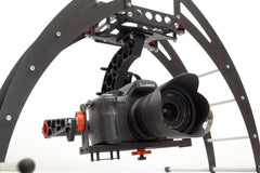 Medium size BLDC gimbal v2