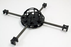 Medium weight QUADcopter frame with 16mm CARBON arms