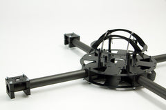 HEAVY WEIGHT QUADcopter frame with 21.5mm CARBON arms
