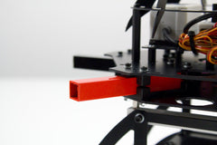 Medium weight SIXcopter frame with 12x12mm arms