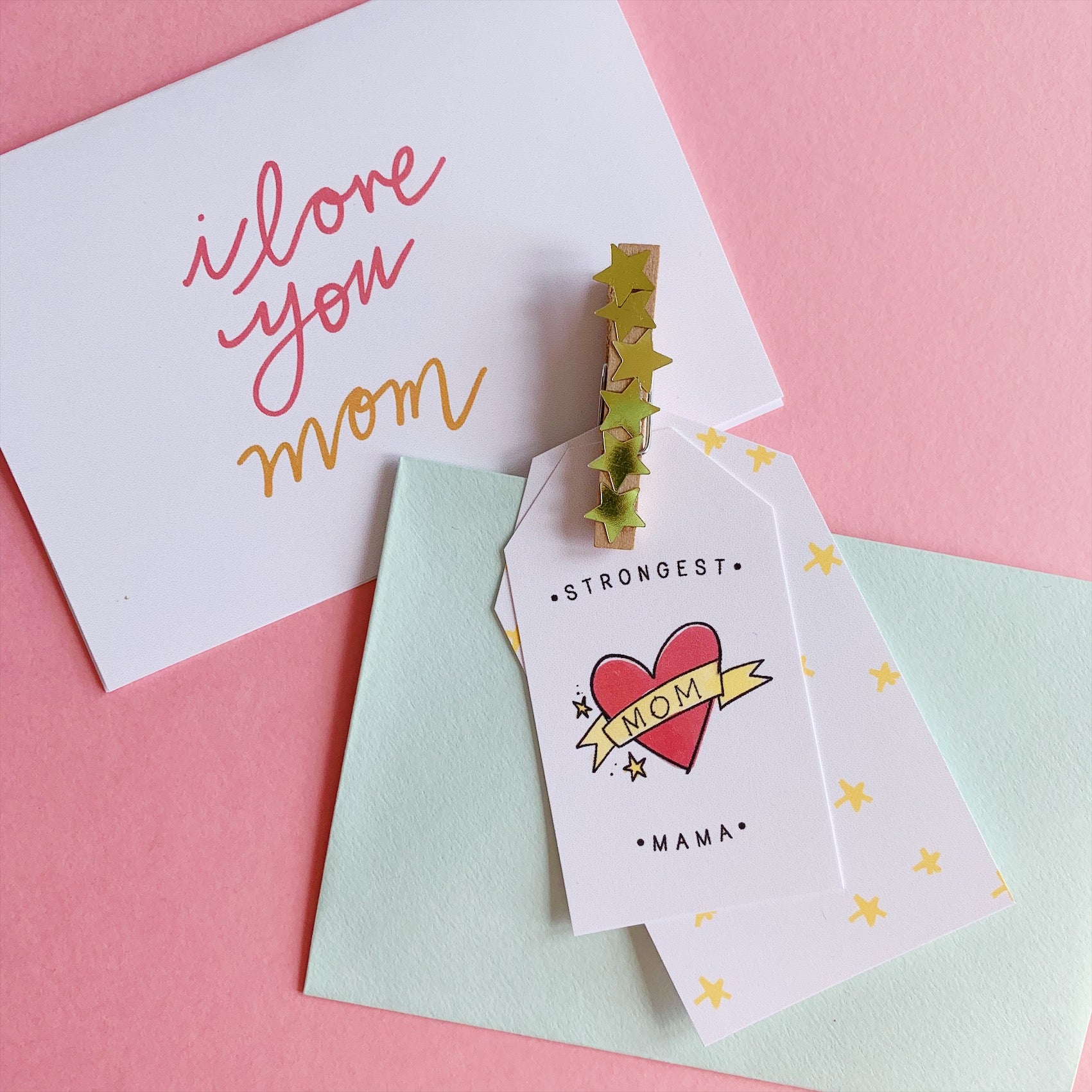 Free Mother's Day Greeting Card Suite Download