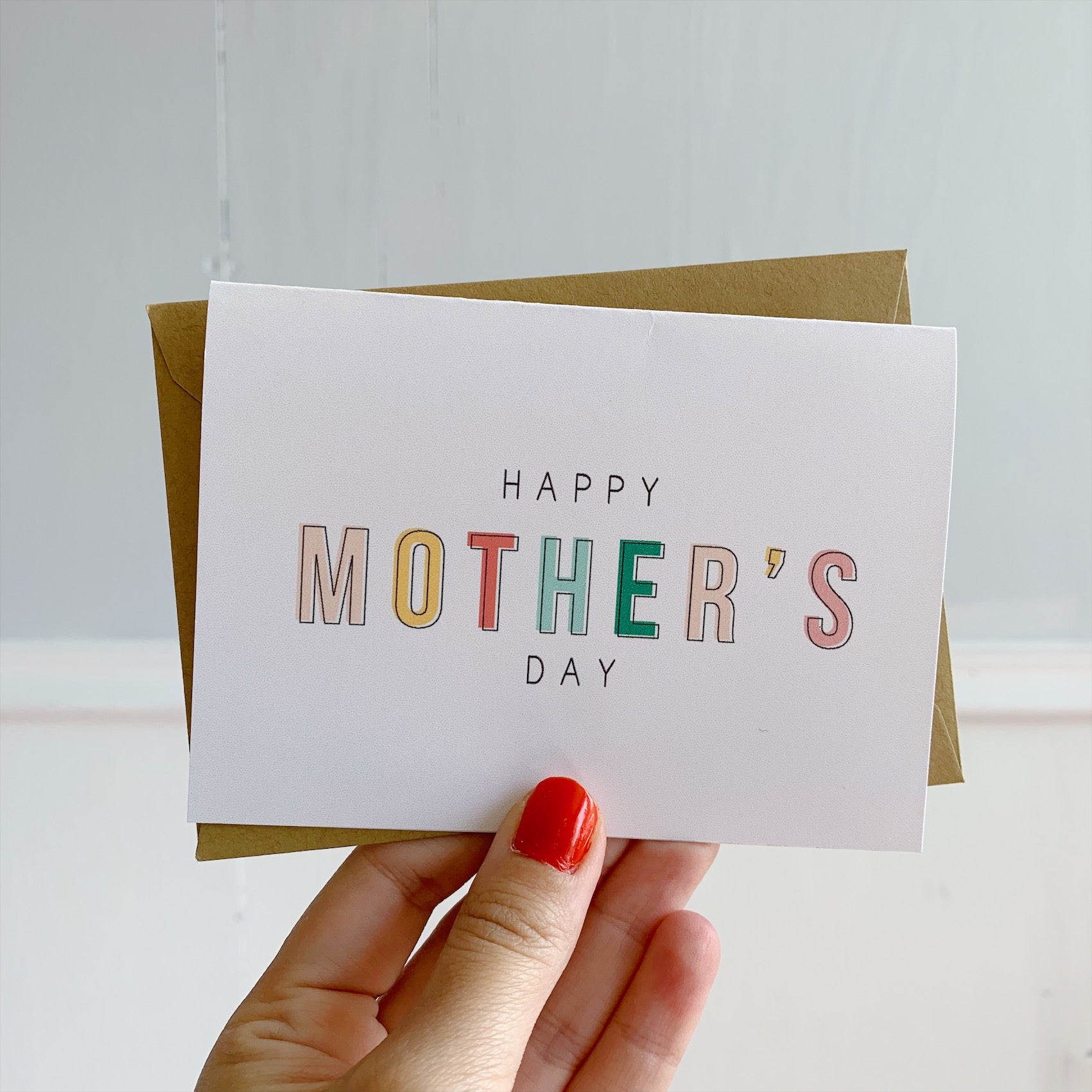 Mother's Day Greeting Card Suite Download