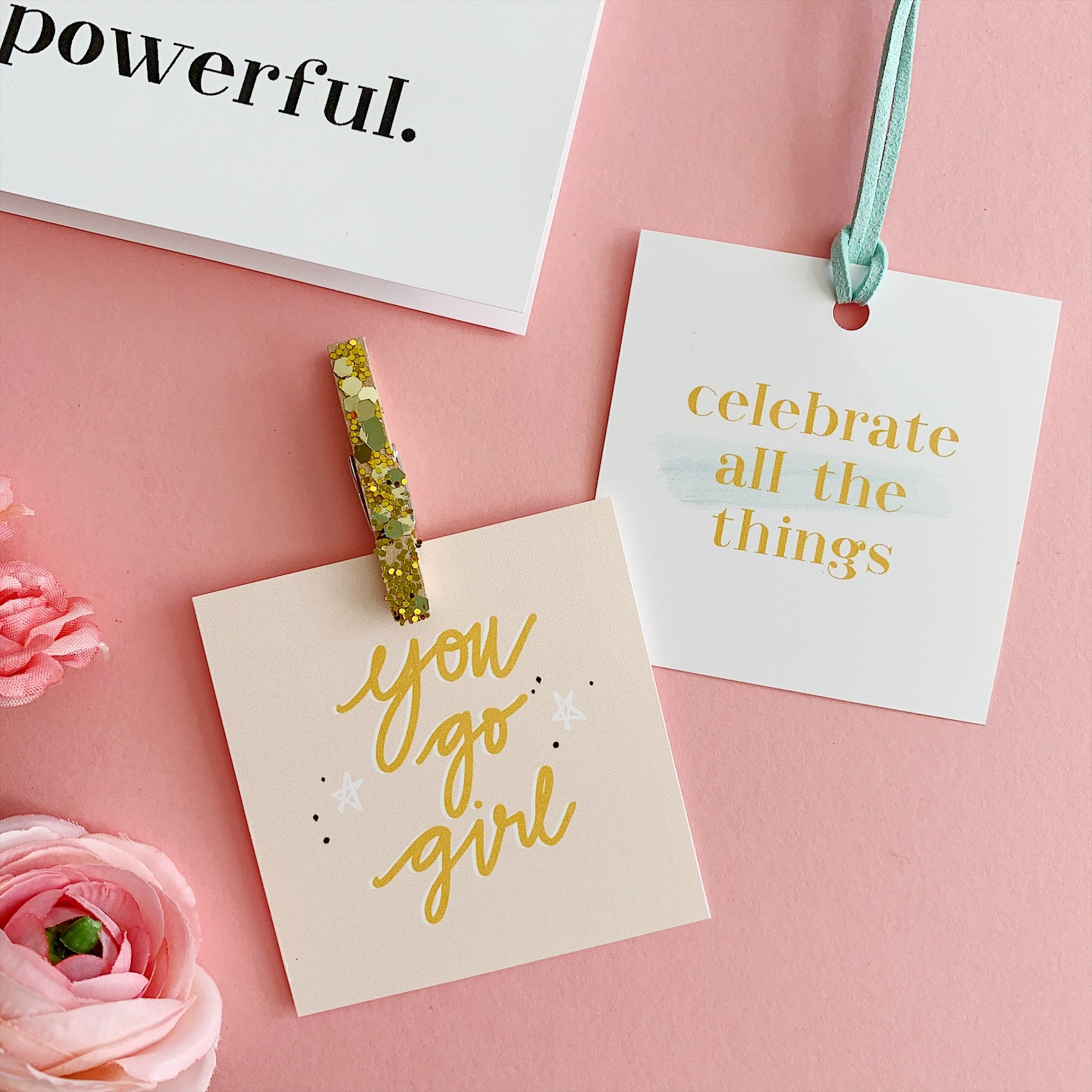 International Women's Day Card Download
