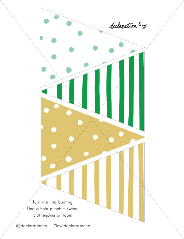 Free St. Paddy's Day Card Suite Download