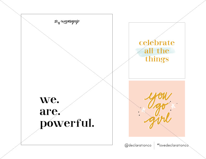 Free International Women's Day Card Download
