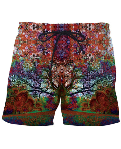 Trip Tree Swim Trunks - ElysiumFields