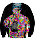 Ride or Die Crewneck Sweatshirt - ElysiumFields